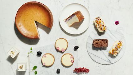 juustokakku ja leivonnaiset