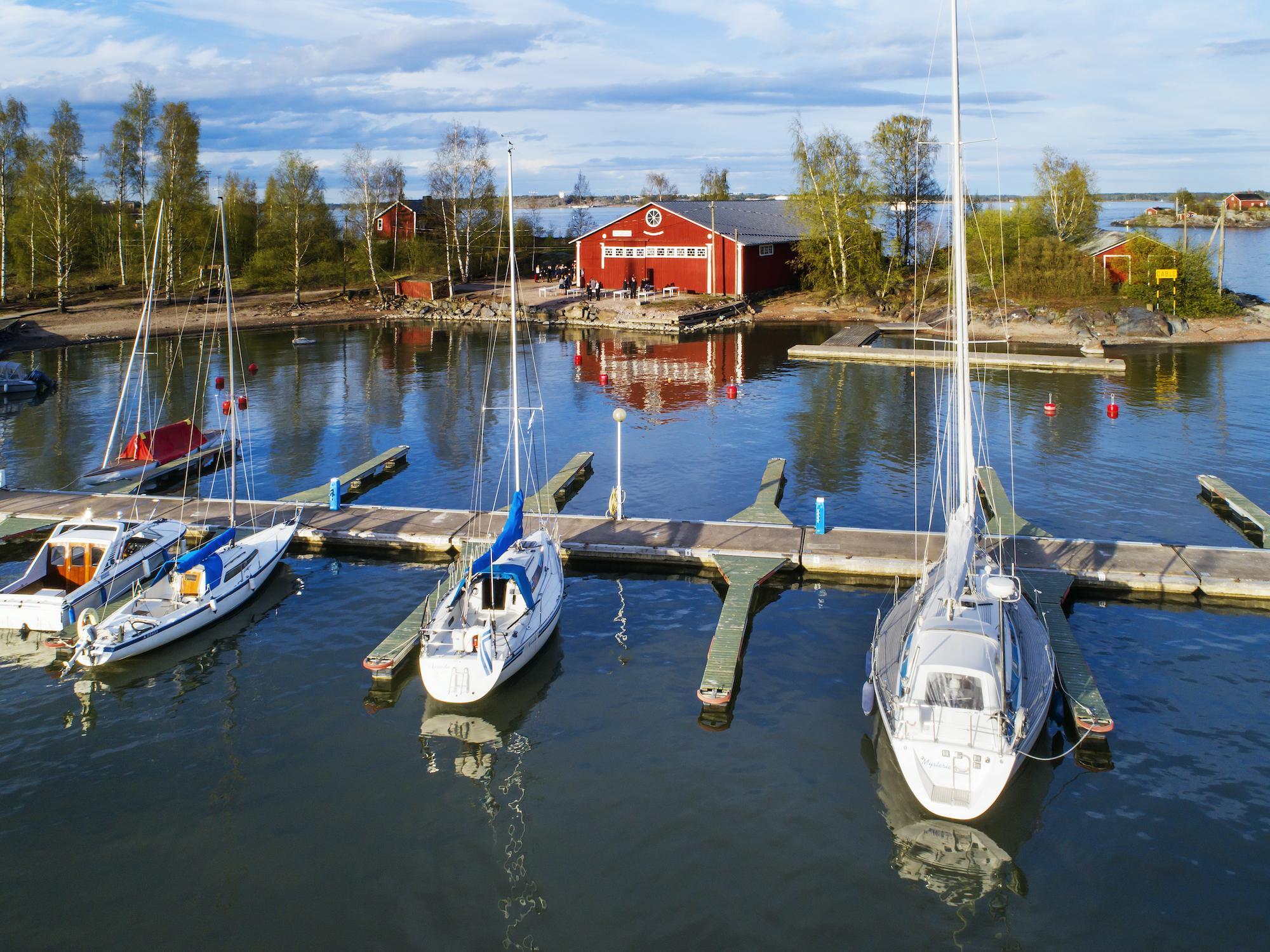 valkosaaren telakka veneet
